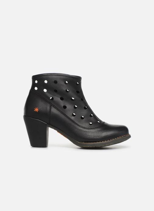 Bottines et boots Art Genova 478 Noir vue derrière