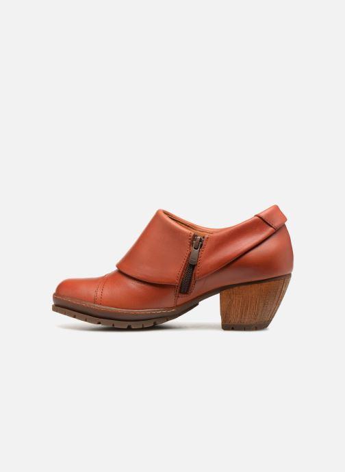 Bottines et boots Art Oslo 501 Orange vue face