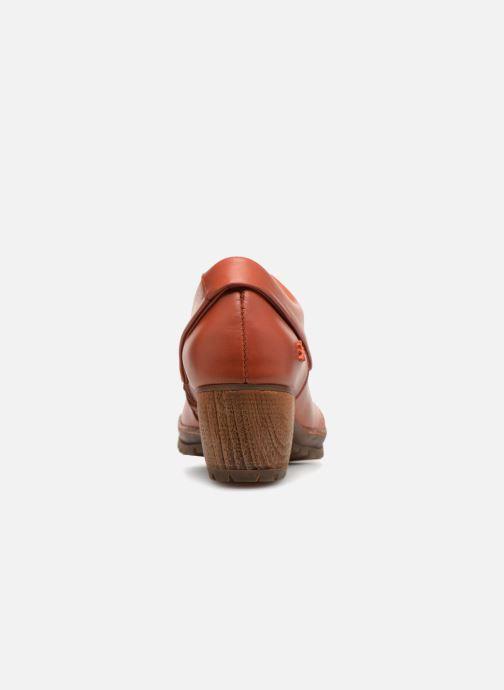 Bottines et boots Art Oslo 501 Orange vue droite