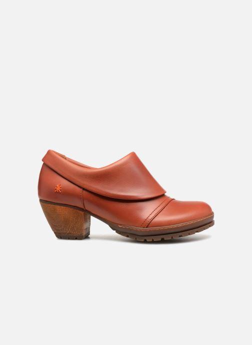 Bottines et boots Art Oslo 501 Orange vue derrière