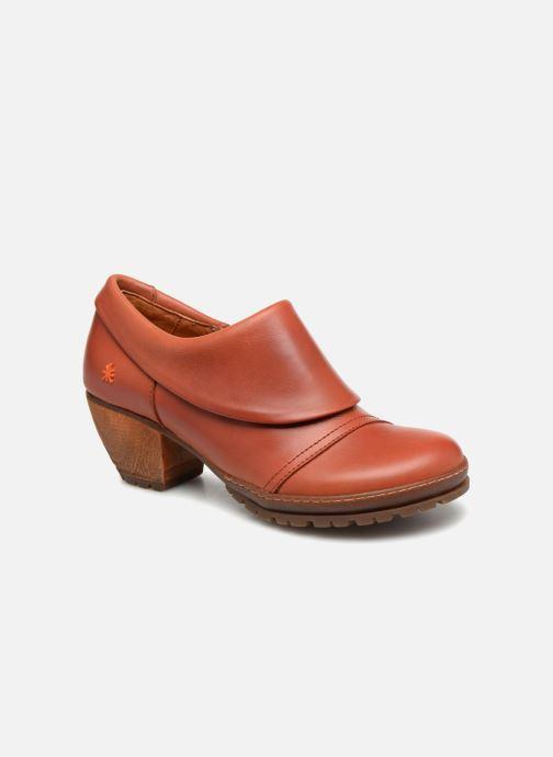 Bottines et boots Art Oslo 501 Orange vue détail/paire
