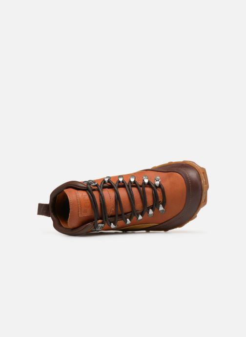 Stiefeletten & Boots Art Melbourne 1009 braun ansicht von links