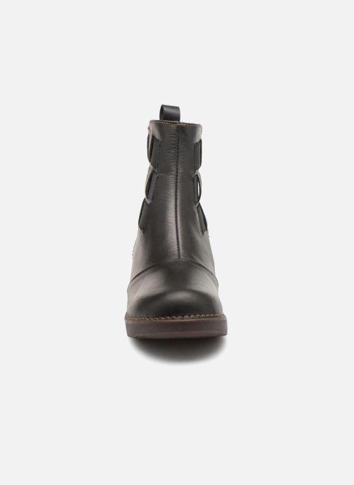 Stiefeletten & Boots Art Zundert 1015 schwarz schuhe getragen