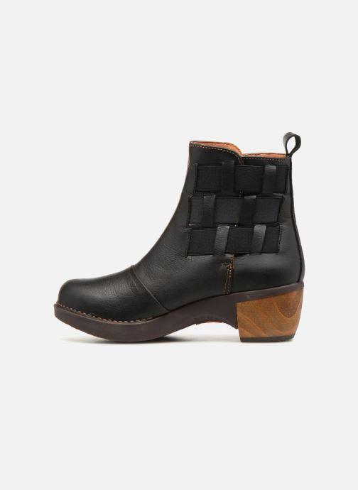 Stiefeletten & Boots Art Zundert 1015 schwarz ansicht von vorne