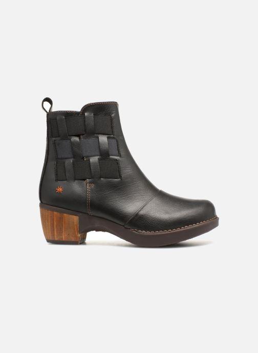 Stiefeletten & Boots Art Zundert 1015 schwarz ansicht von hinten