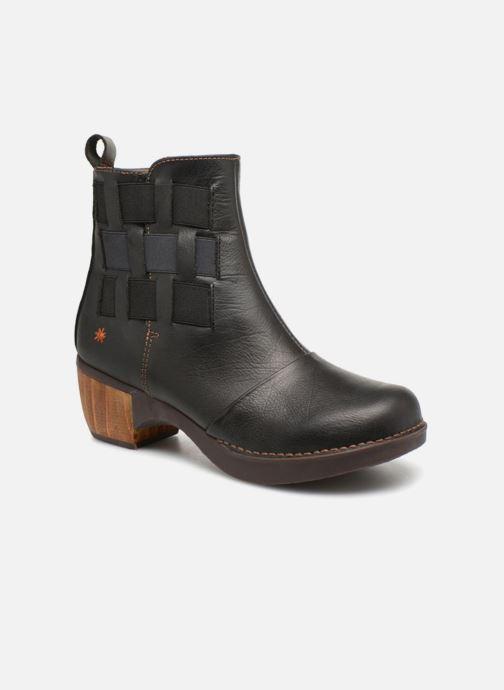 Stiefeletten & Boots Art Zundert 1015 schwarz detaillierte ansicht/modell