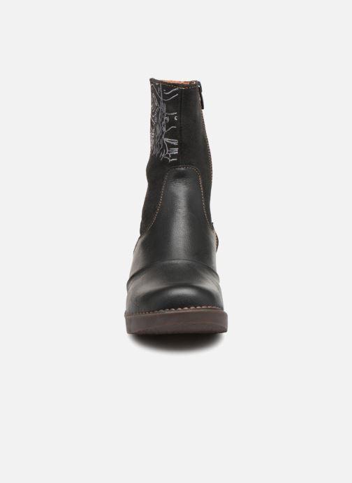 Bottines et boots Art Zundert 1016 Noir vue portées chaussures