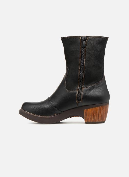 Bottines et boots Art Zundert 1016 Noir vue face
