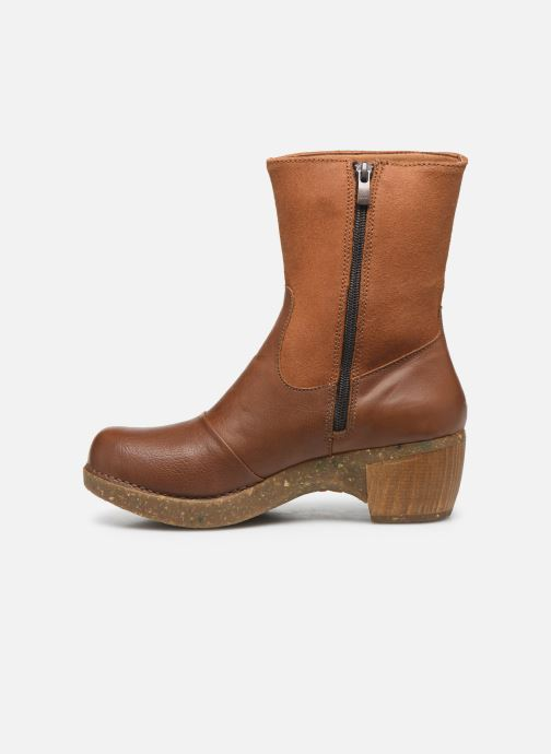 Bottines et boots Art Zundert 1016 Marron vue face