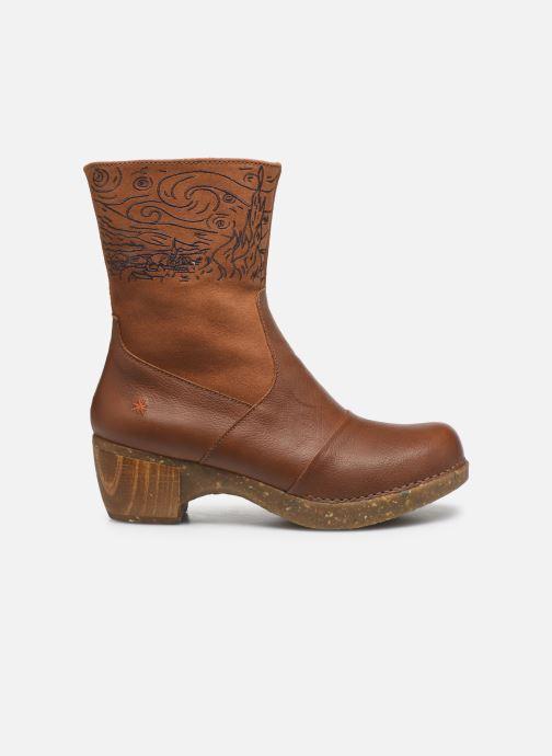 Bottines et boots Art Zundert 1016 Marron vue derrière