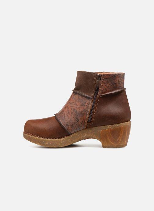 Bottines et boots Art Zundert 1018 Marron vue face