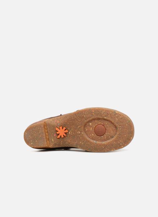 Stiefeletten & Boots Art Zundert 1018 braun ansicht von oben