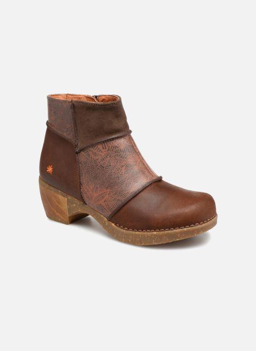 Bottines et boots Art Zundert 1018 Marron vue détail/paire