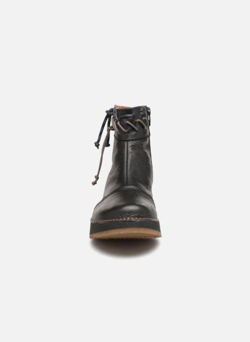 Bottines et boots Art Heathrow 1027 Noir vue portées chaussures