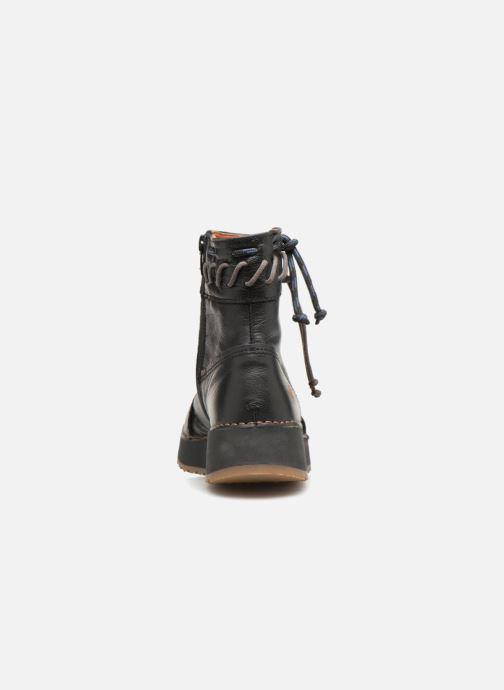 Bottines et boots Art Heathrow 1027 Noir vue droite