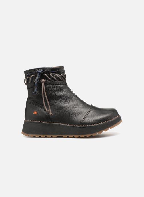 Bottines et boots Art Heathrow 1027 Noir vue derrière