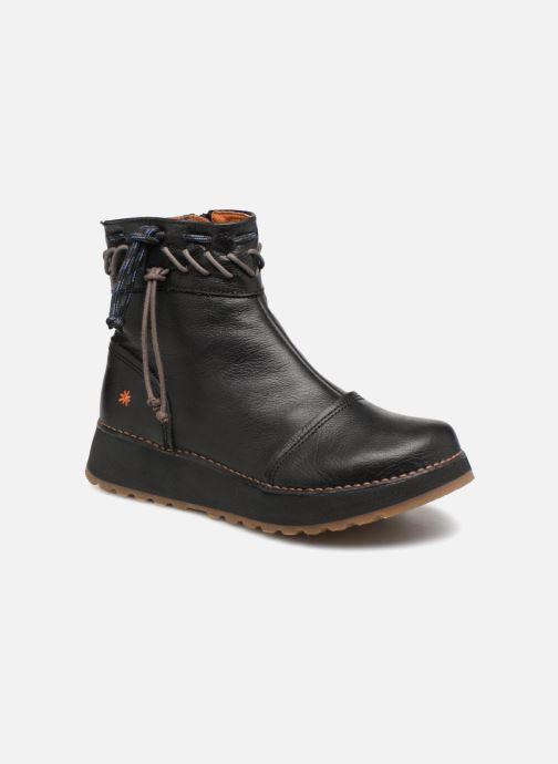 Stiefeletten & Boots Art Heathrow 1027 schwarz detaillierte ansicht/modell