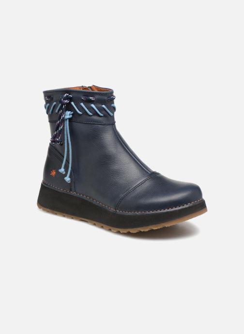 f5767d67b3ee1 Art Heathrow 1027 (Bleu) - Bottines et boots chez Sarenza (353575)
