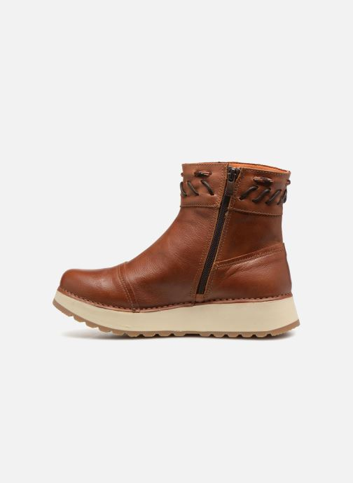 Bottines et boots Art Heathrow 1027 Marron vue face