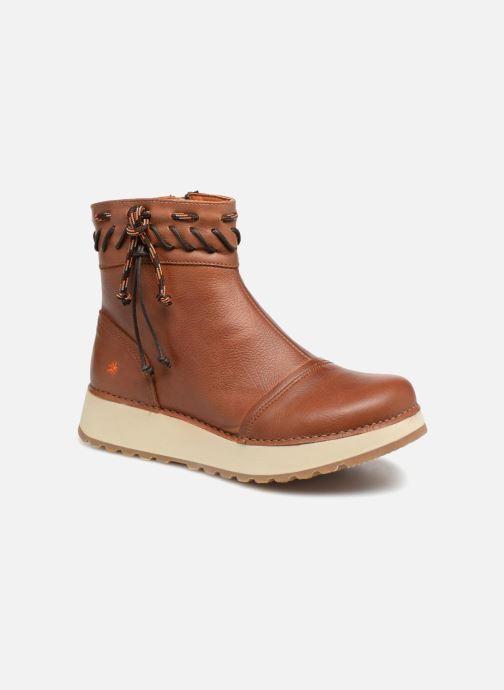 Bottines et boots Art Heathrow 1027 Marron vue détail/paire