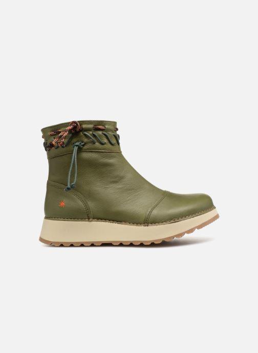 Bottines et boots Art Heathrow 1027 Vert vue derrière