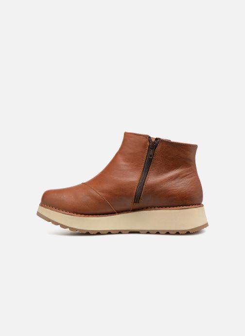 Bottines et boots Art Heathrow 1028 Marron vue face