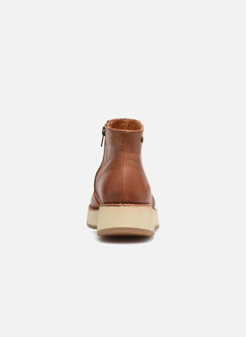 Bottines et boots Art Heathrow 1028 Marron vue droite