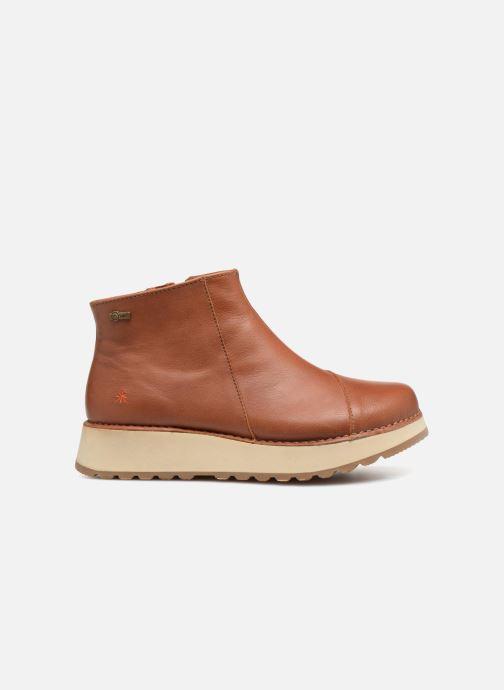 Bottines et boots Art Heathrow 1028 Marron vue derrière