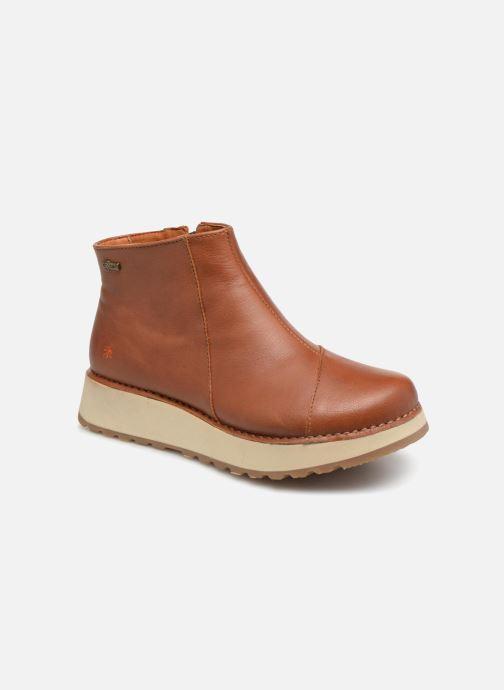 Bottines et boots Art Heathrow 1028 Marron vue détail/paire