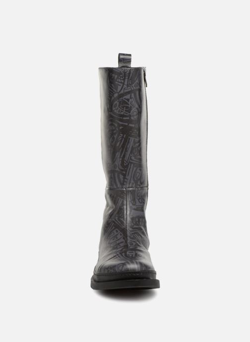 Bottes Art Bonn 1035 Noir vue portées chaussures