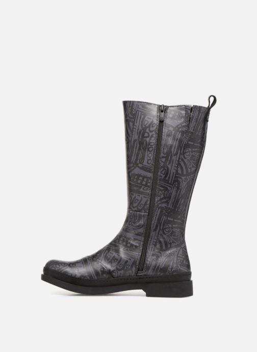 Stiefel Art Bonn 1035 schwarz ansicht von vorne