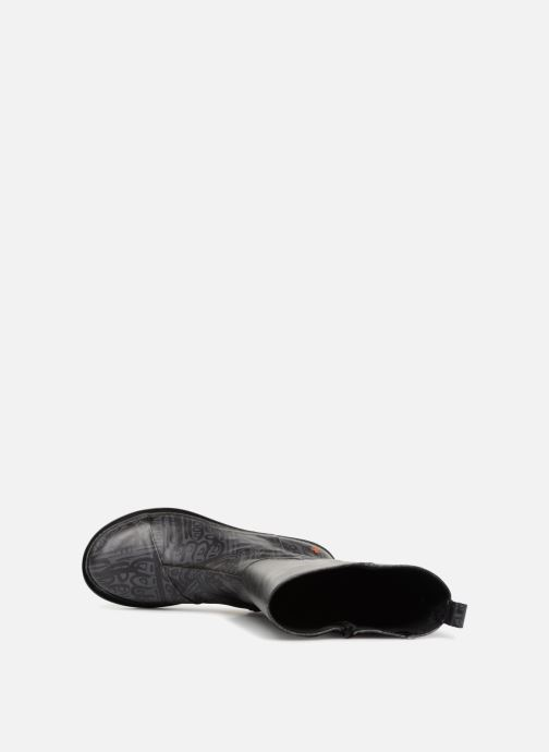 Stiefel Art Bonn 1035 schwarz ansicht von links