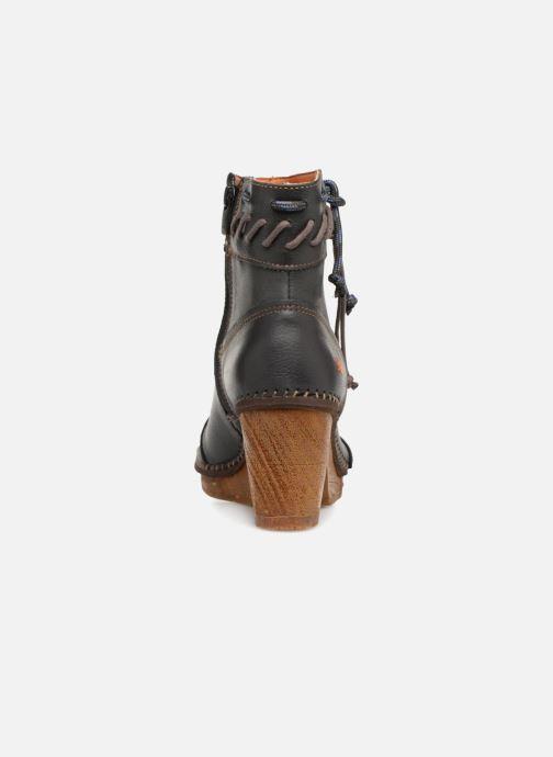 Stiefeletten & Boots Art Amsterdam 1053 schwarz ansicht von rechts