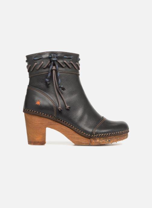 Stiefeletten & Boots Art Amsterdam 1053 schwarz ansicht von hinten