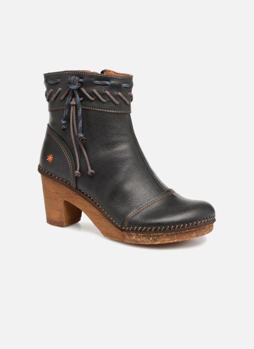 dd6abafd8e5273 Stiefeletten   Boots Art Amsterdam 1053 schwarz detaillierte ansicht modell