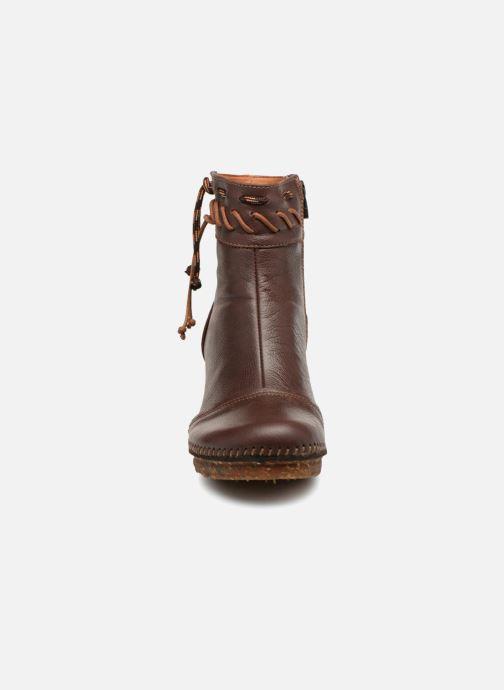 Boots en enkellaarsjes Art Amsterdam 1053 Bruin model