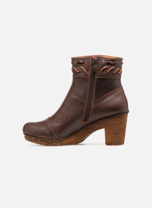 Bottines et boots Art Amsterdam 1053 Marron vue face