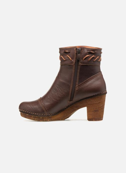 Bottines et boots Art Amsterdam 1053 Marron vue face