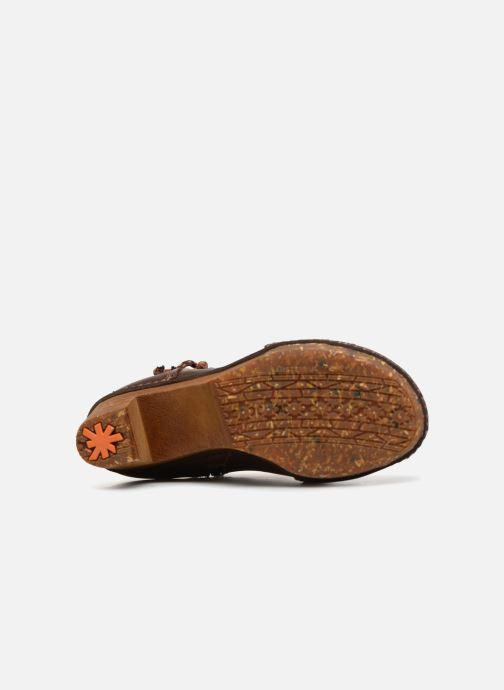 Bottines et boots Art Amsterdam 1053 Marron vue haut