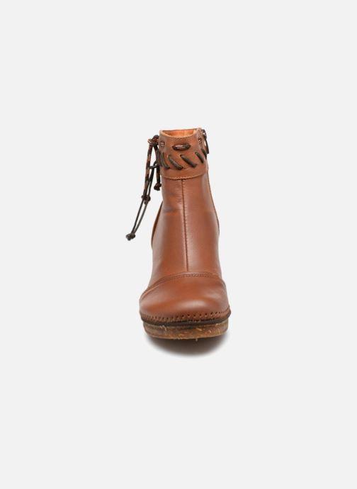 Bottines et boots Art Amsterdam 1053 Marron vue portées chaussures
