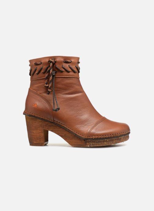 Bottines et boots Art Amsterdam 1053 Marron vue derrière
