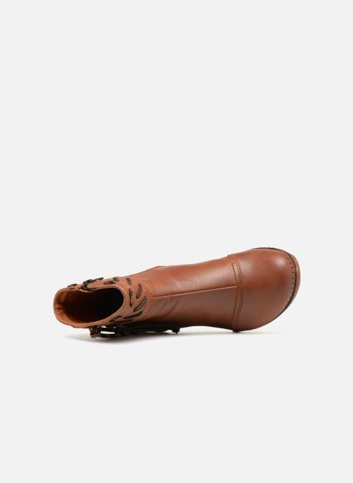 Bottines et boots Art Amsterdam 1053 Marron vue gauche