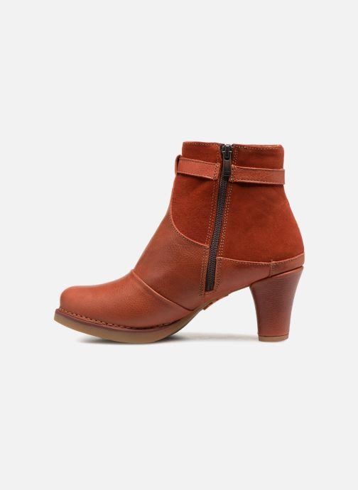 Stiefeletten & Boots Art St.Tropez 1075 rot ansicht von vorne