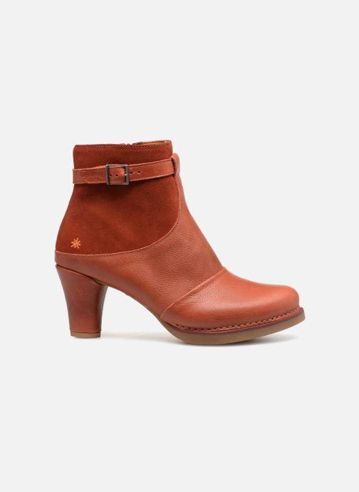 Stiefeletten & Boots Art St.Tropez 1075 rot ansicht von hinten