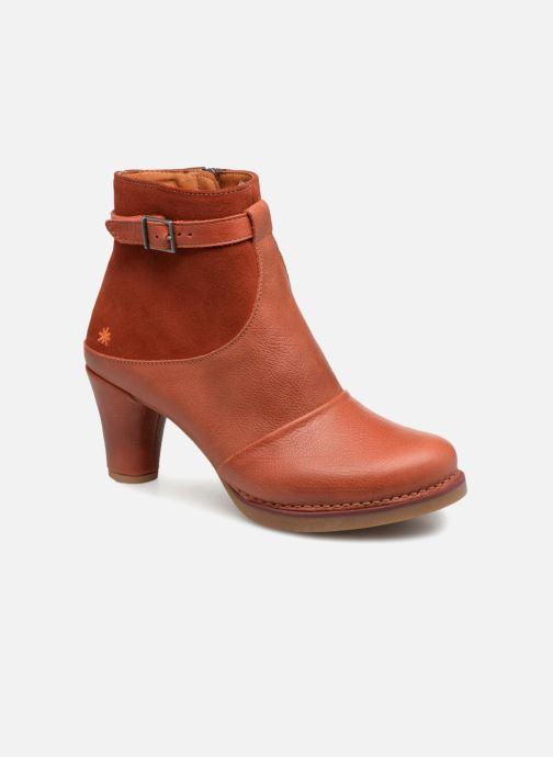 Stiefeletten & Boots Art St.Tropez 1075 rot detaillierte ansicht/modell