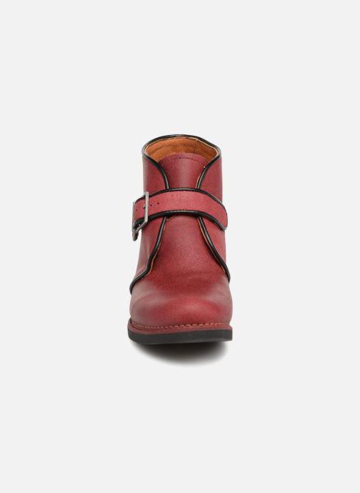 Stiefeletten & Boots Art Gran Via 1141 weinrot schuhe getragen