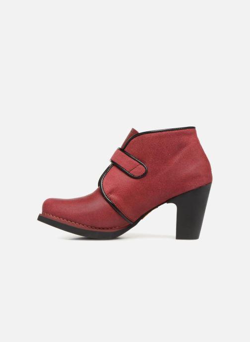 Stiefeletten & Boots Art Gran Via 1141 weinrot ansicht von vorne