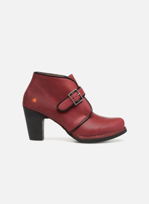 Stiefeletten & Boots Art Gran Via 1141 weinrot ansicht von hinten