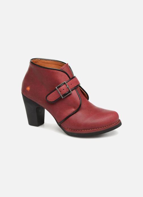 Stiefeletten & Boots Art Gran Via 1141 weinrot detaillierte ansicht/modell