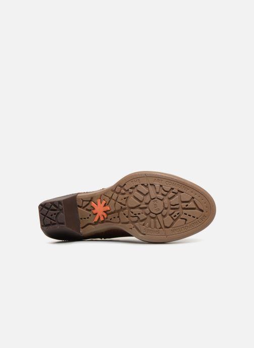 Stiefeletten & Boots Art Madrid 1151 braun ansicht von oben